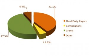 #3 - 2013 Funding Sources