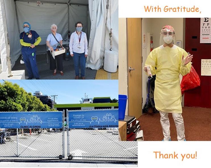 MNHC Expression of Gratitude